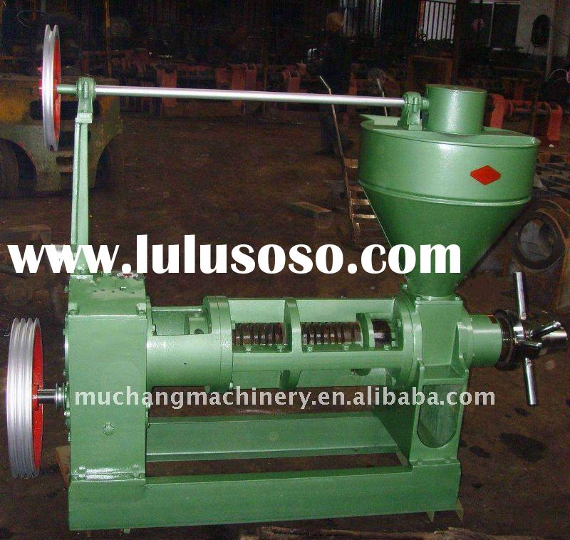 Sell Vegetable Oil Press machine
