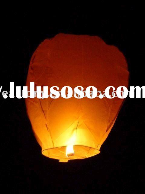 Sky Lantern,Lampions,Sky lights for Wishing lantern for Prayer Lantern for Wedding lantern for lovin