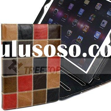 Special design leather case for ipad 2 case(OEM)--Hot selling!!!