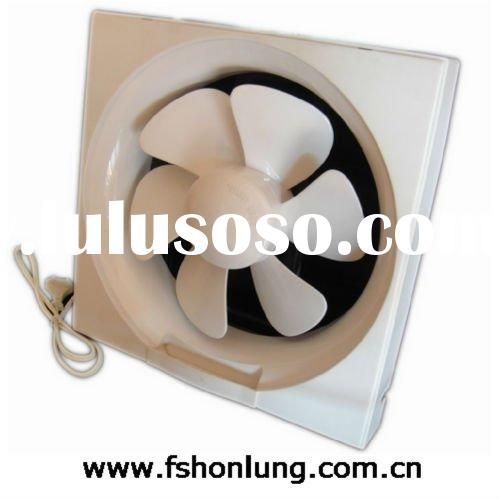 Square Wall-mounted Domestic Exhaust Fan with Shutter (KHG20-A)