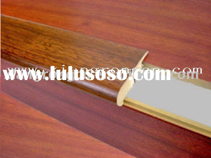 Stair nose for laminate flooring accessories