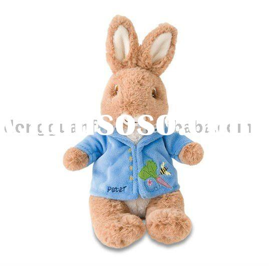 Stuffed plush rabbit toys for kids