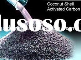 Superfine coconut shell based activated carbon