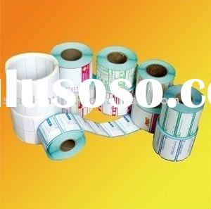 Thermal Paper barcode Label