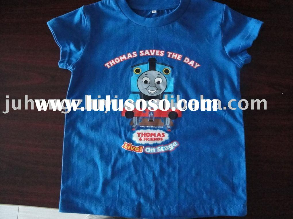 Thomas the train children t shirt
