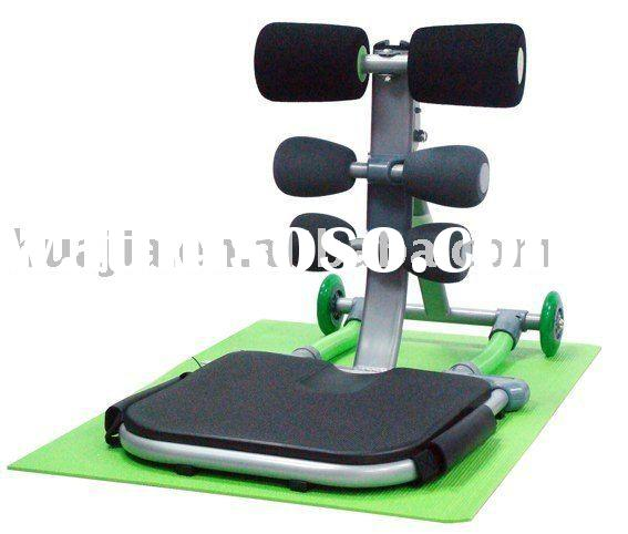 Total Core Deluxe with full kits/ab exercise equipment/total ABDO