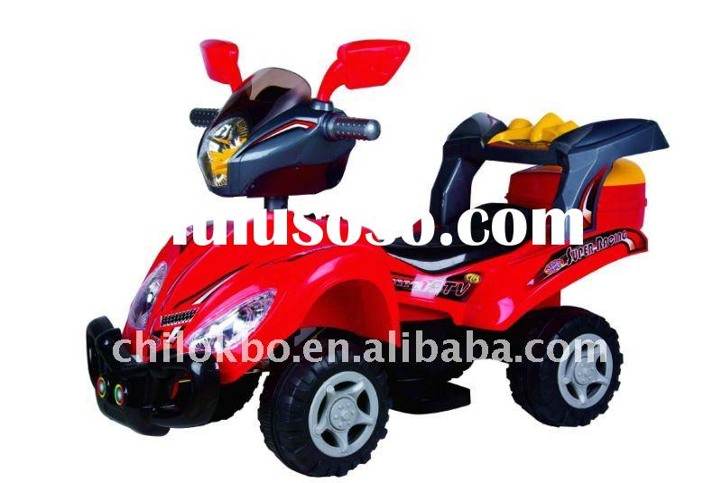 Toy motorcycle battery toy car ride on car