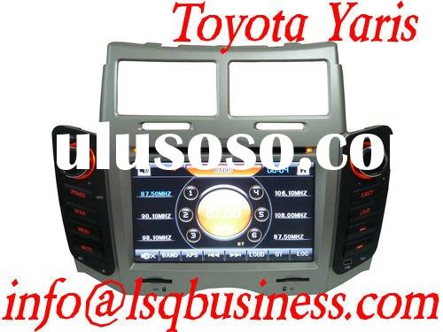 Toyota Yaris 6.2inch in-dash double din car dvd player ST-2858