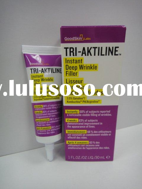 Tri-Aktiline Instant Deep Wrinkle Filler cream 30ml (anti-aging anti-wrinkle skin care)