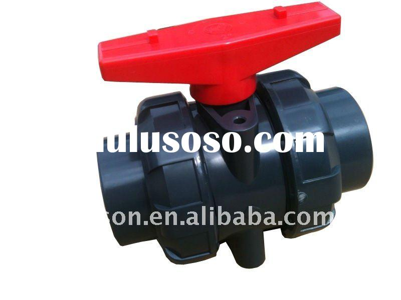 True Union Ball Valve-Plastic Valve