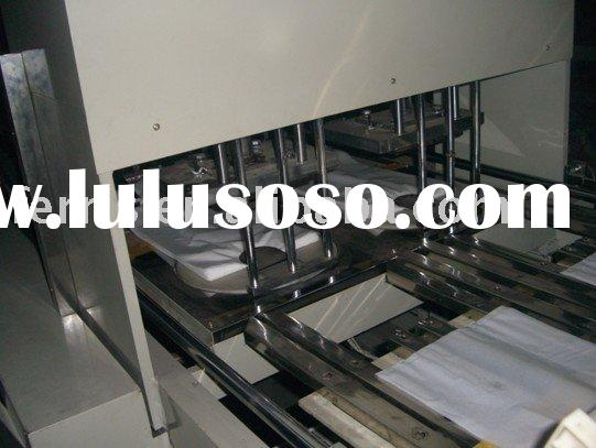 Two line Full Automatic T-shirt Bag Making Machines