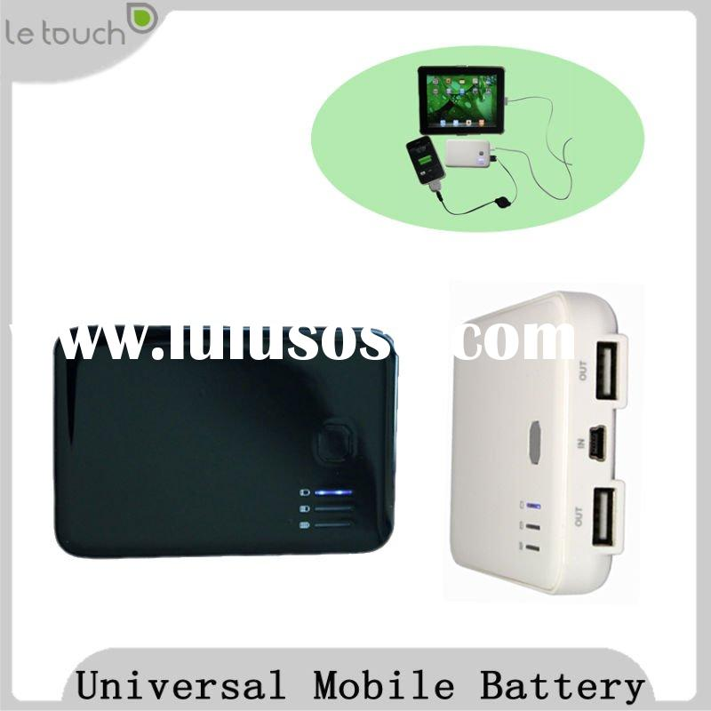 USB cell phone battery