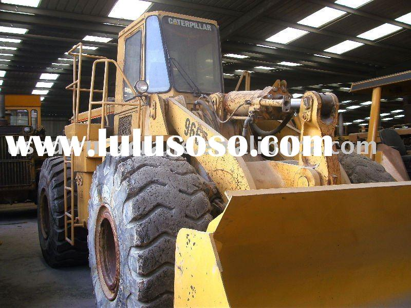 USED LOADER CAT 966F