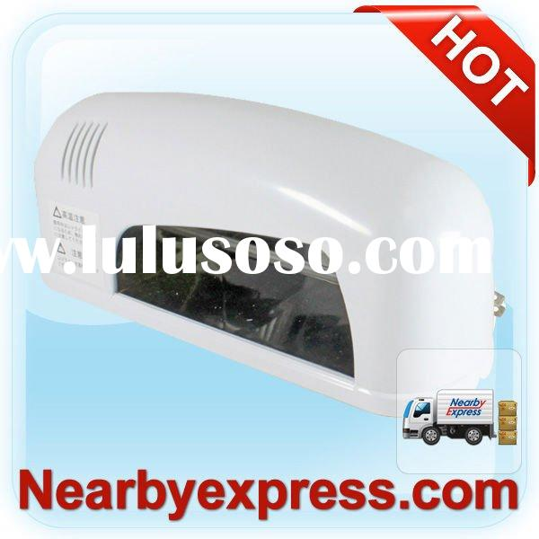 UV Gel Lamp Light Nail Dryer Pro Finish Quick Dry 9W