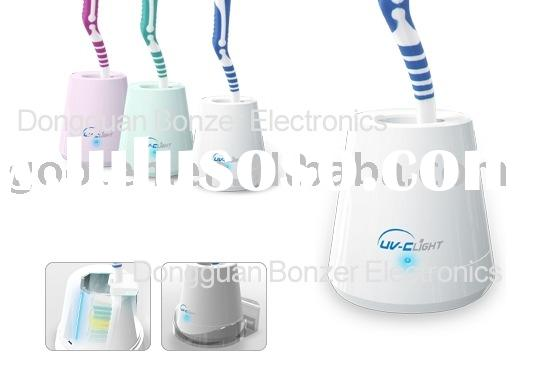 UV Toothbrush Sanitizing Holder