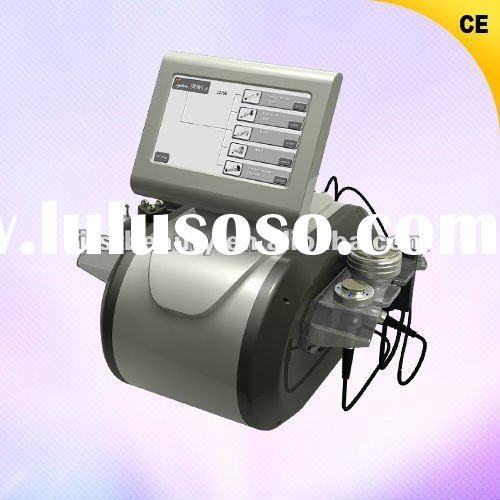 Ultra therapy vacuum massager therapeutic ultrasound slimming equipment F019