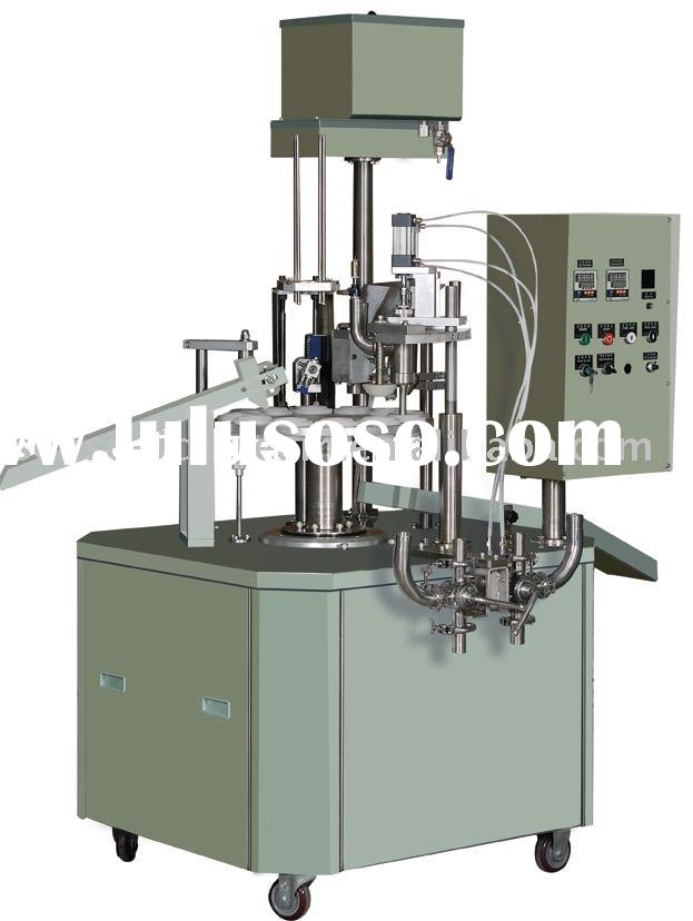 VECTORCUP 75 ICE CREAM CONE/CUP FILLING MACHINE