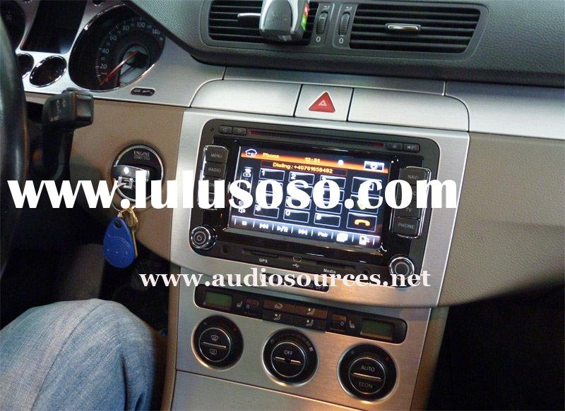 VW volkswagen car audio player system