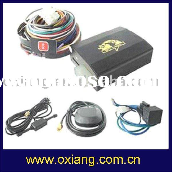 Vehicle GPS Tracker with Fuel Control Provide Free Web Software