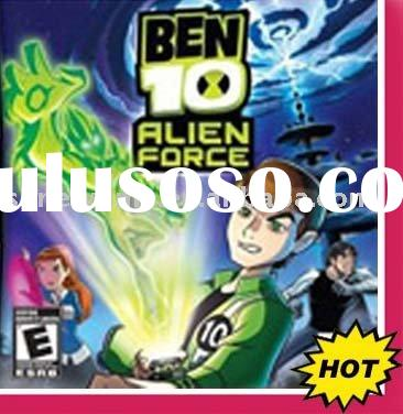 Video Games - BEN 10:ALIEN FORCE THE GAME For Video Game card by Paypal