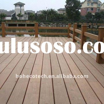 Villa/Hotel Hotel Furniture ! WPC decking wood plastic composite decking/flooring