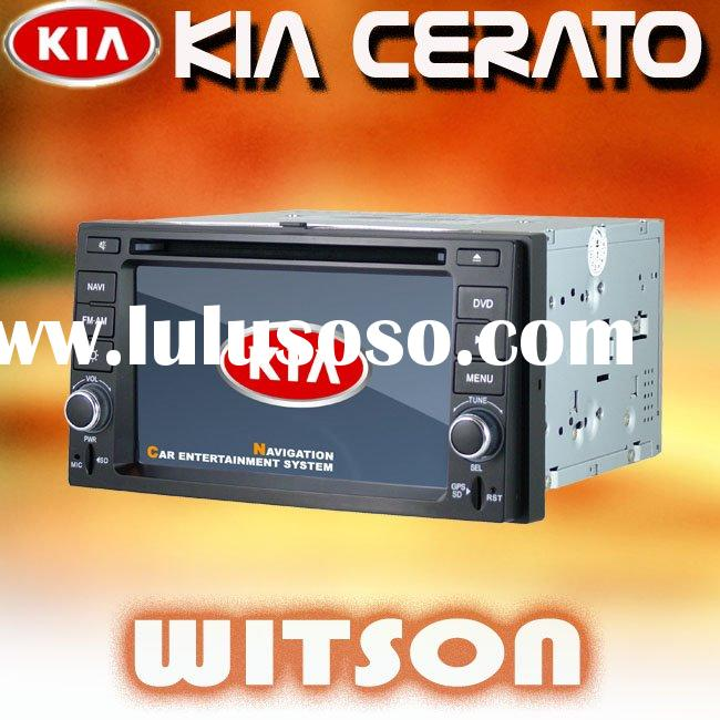 WITSON KIA CERATO Car DVD Player with GPS KIA CERATO Car DVD Player