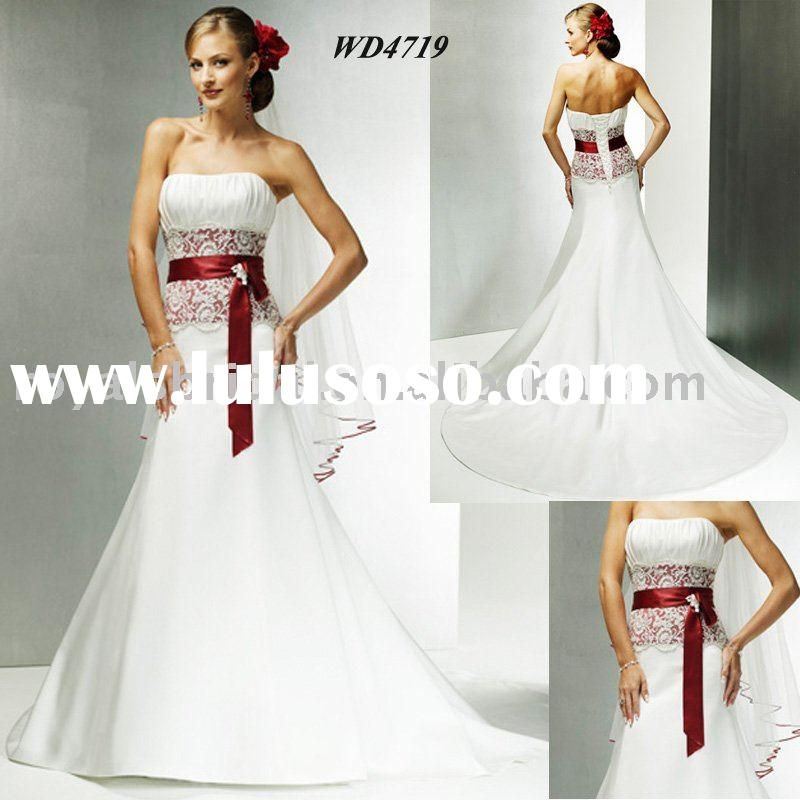 Wedding dress belt wedding dress belt manufacturers in for Wedding dress with red belt