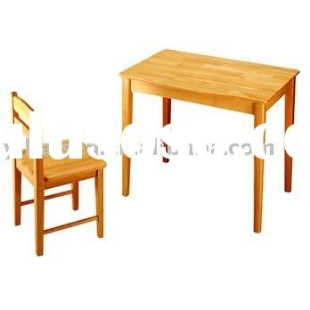 Wood furniture wooden furniture wooden children desk and chair