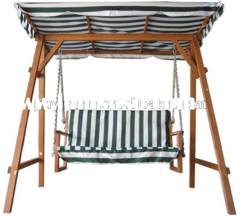 Reno: Wooden garden swing bench plans