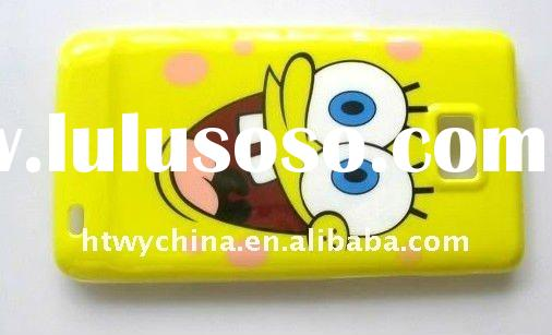 YELLOW kARTOON CASE COVER FOR SAMSUNG GALAXY S2 I9100