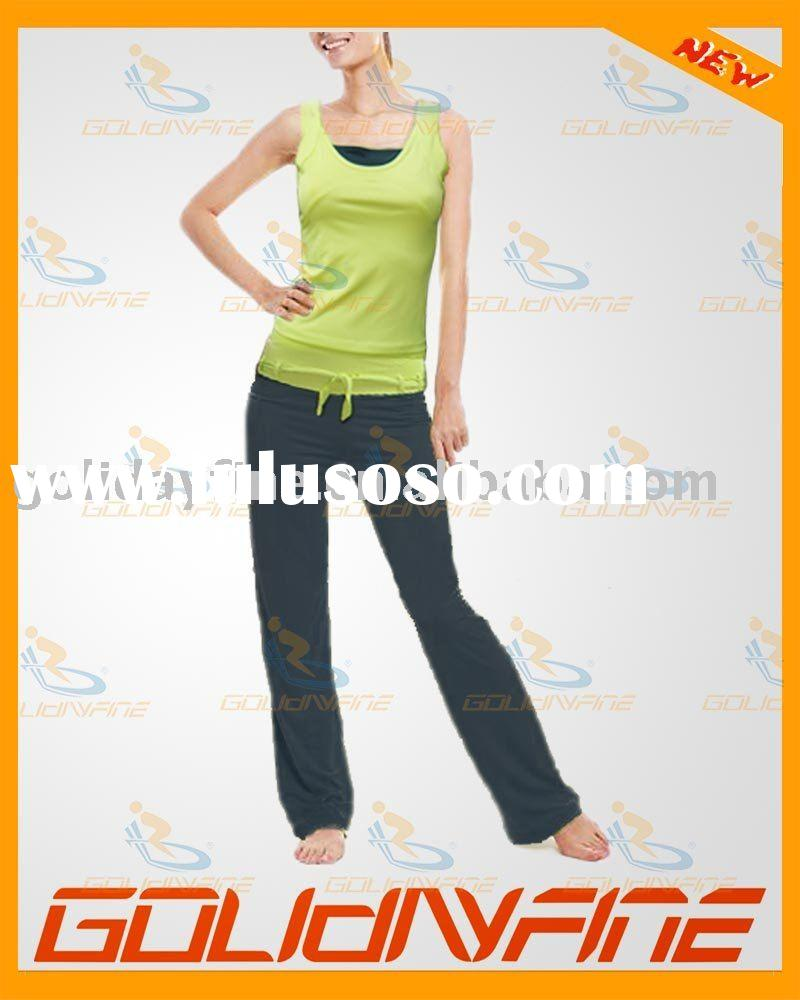 Yoga Clothes Tank/Pants