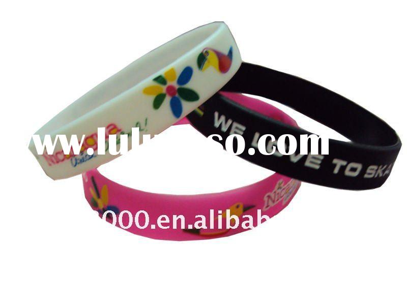 a3 digital plastic/silicone bracelet/articles printing machine