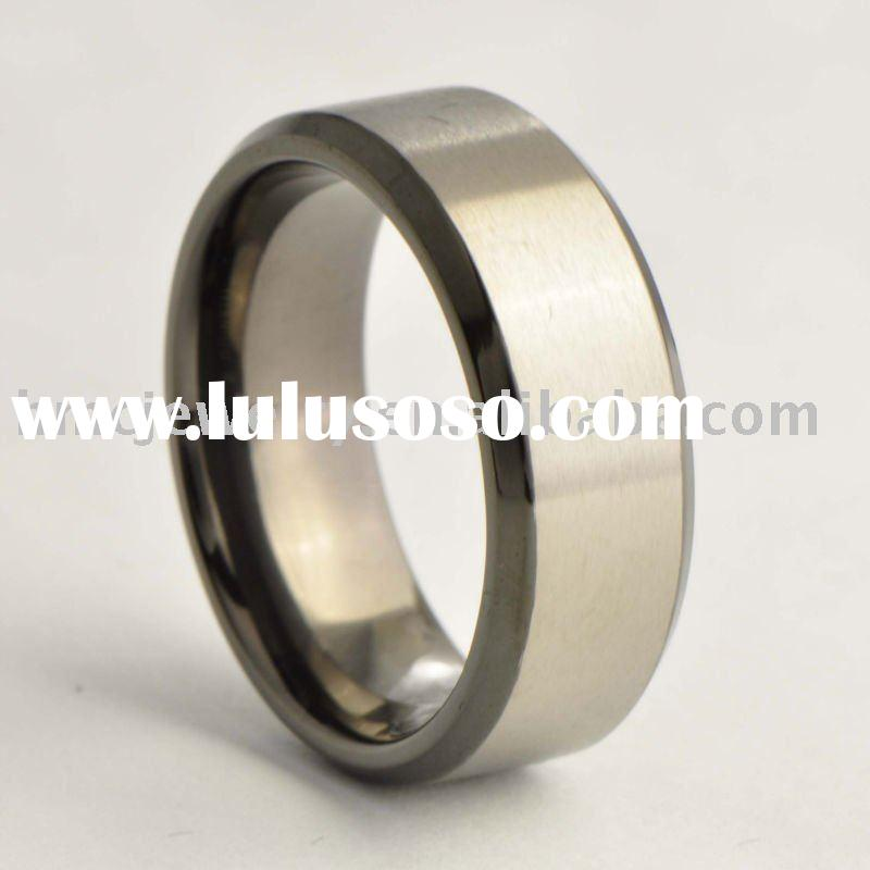 antique engagement rings titanium rings stainless steel rings titanium jewelry