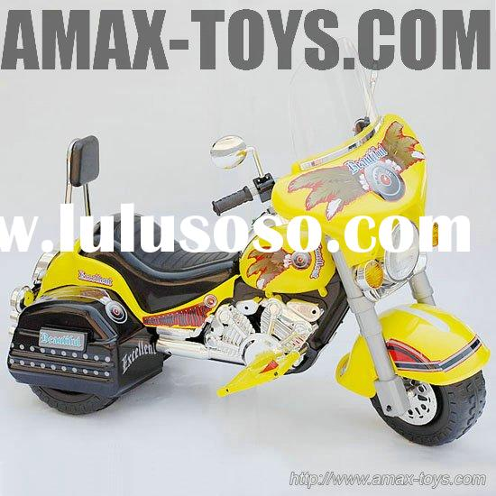 bm-JJA10 Low-Rider Battery Operated Ride-On Motorbike for Kids Ages 3-7