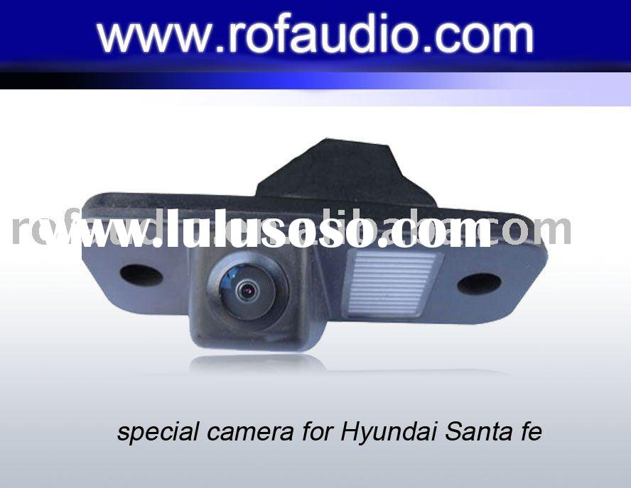 car reverse rear view camera for hyundai santa fe