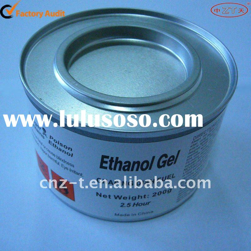 chafing fuel(ethanol)--Original gel fuel on Chinese market