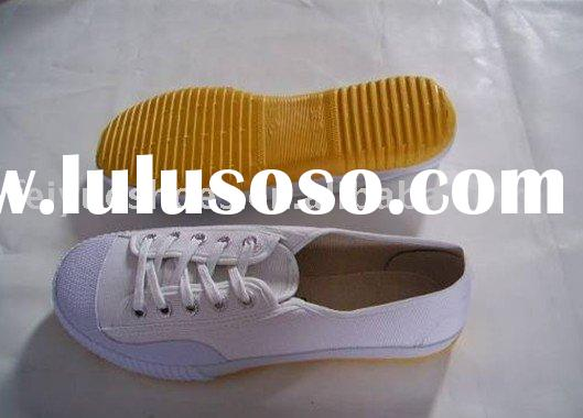 cheap white canvas shoes