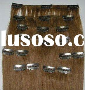 clip in hair extensions for black women,hair extension 60 cm clips,micro clips on weft,blonde remy h