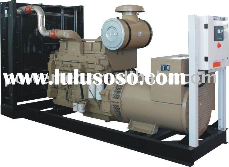 diesel generator set Soundproof Cummins engine Good quality Reasonable price