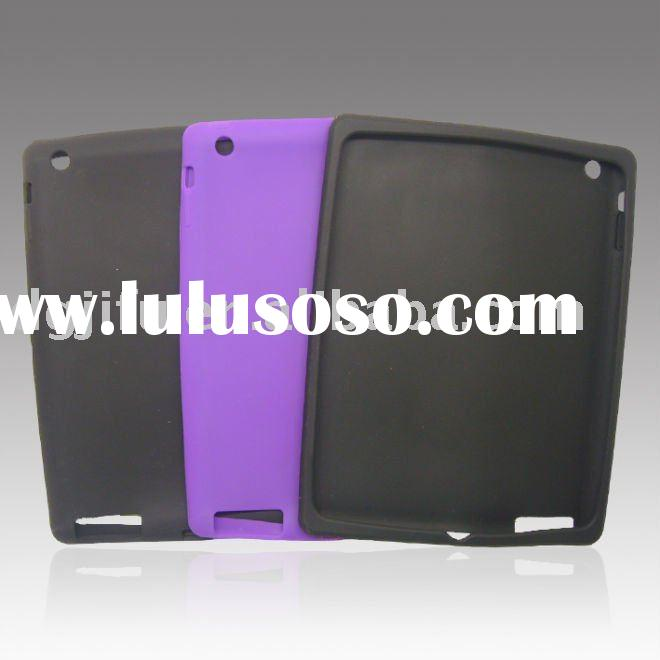 durable and thick Silicone case for ipad 2