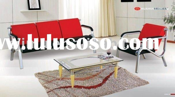 economic commercial furniture plating hospital waiting chair