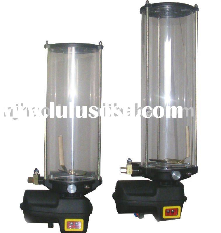 electrical grease central lubrication system pump