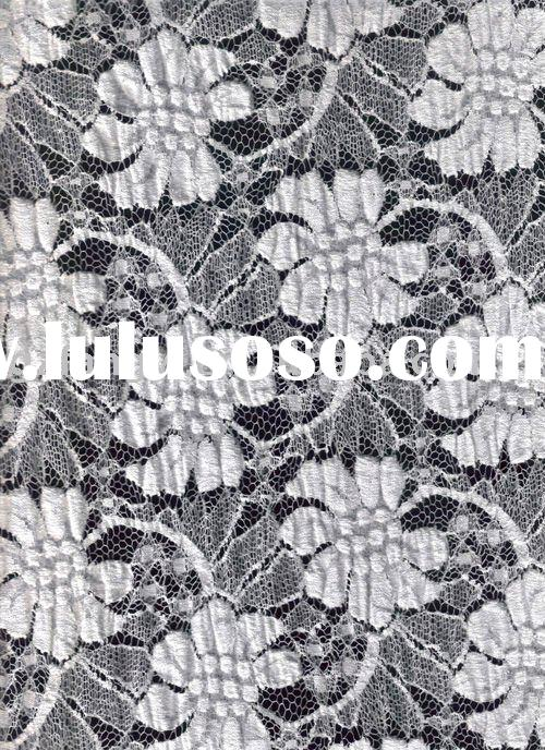 fashion lace material