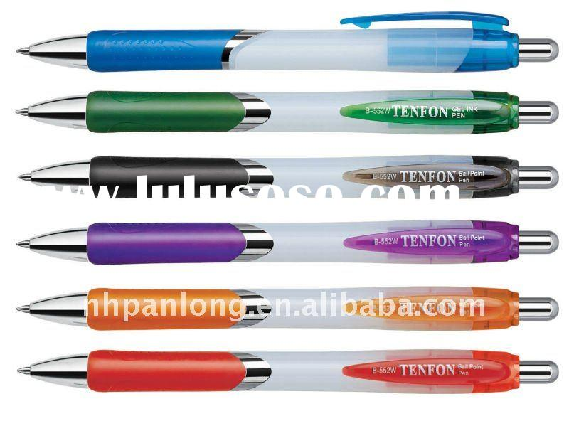 fashion new style promotional ballpoint school supply pen china gift items gift items for men