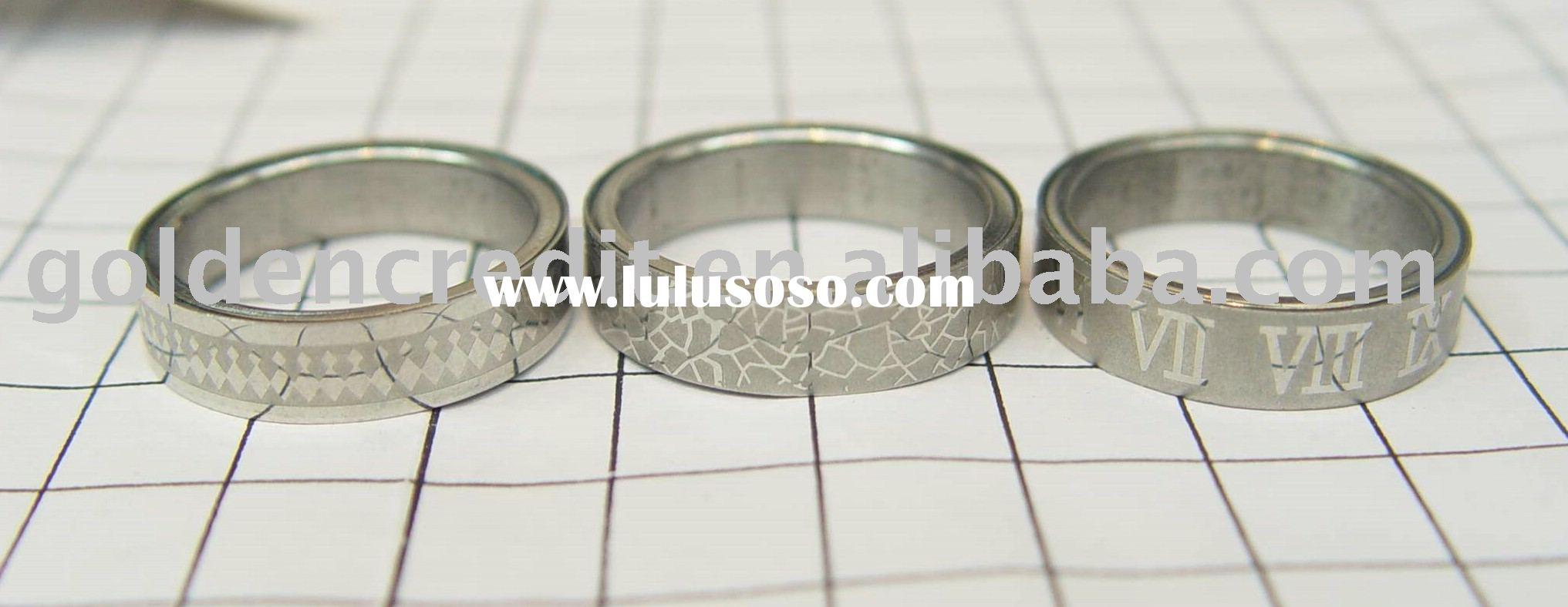 fashion rings /alloy rings/stainless steel rings /the latest style of ring /imitation jewelry