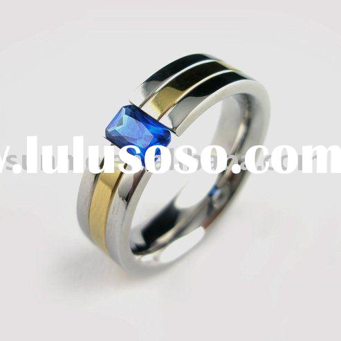 fashion titanium steel rings,titanium jewelry