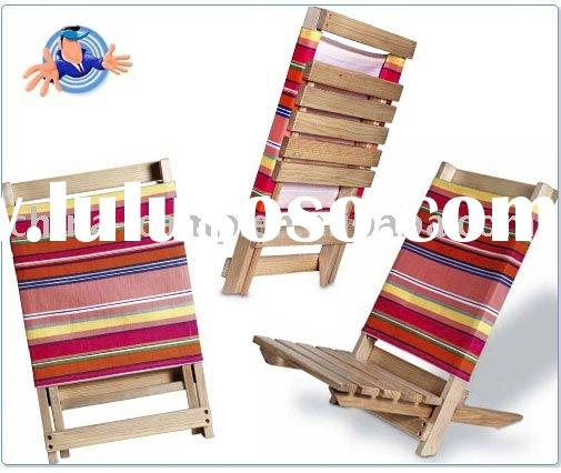fishing chair & wooden beach chair & folding beach chair