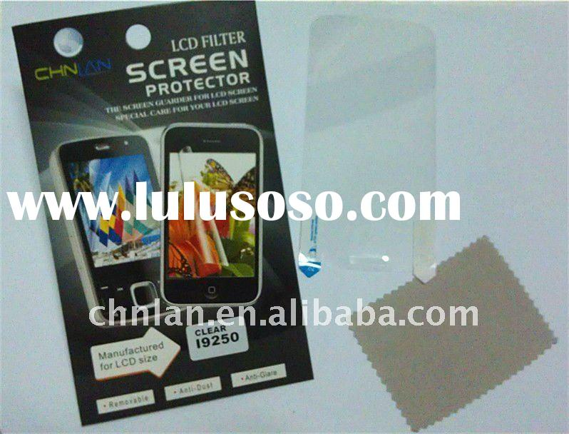 for samsung galaxy nexus i9250 screen protector,offer all mobile phone model