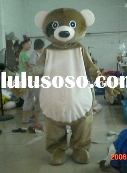 fur costume/adult fur costume/party costume