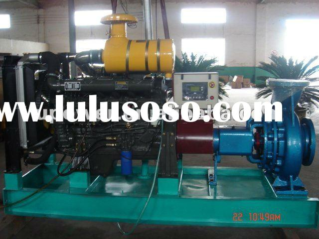 good quality farm irrigation and fire fighting diesel water pump set